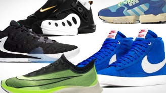 This Week's Hottest New Sneaker Releases Plus Our Top 'Kicks Pick Of The Week' (Updated)