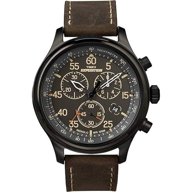 Timex Men's Expedition Field Chronograph Watch
