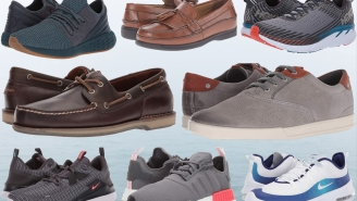 Today's Best Shoe Deals: Nike, Hoka, Dockers, New Balance, And ECCO – Up To 55% Off!