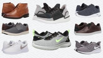 Today's Best Shoe Deals: New Balance, Nike, adidas, UGG, and Robert Talbott – Up To 62% Off!
