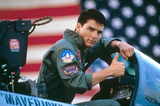 why wasnt maverick promoted top gun