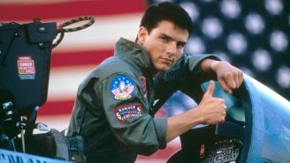 How The Hell Hasn't Maverick Been Promoted From Captain Since The Original 'Top Gun' Came Out?