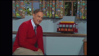 Tom Hanks Stars As Mr. Rogers In The First Trailer For 'A Beautiful Day In The Neighborhood' Biopic