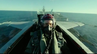 The First Trailer For 'Top Gun: Maverick' Is Here And I Already Feel The Need For Speed