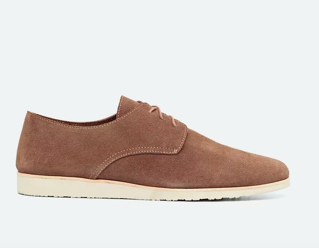 Travel Derby Exclusive shoes from Nisolo