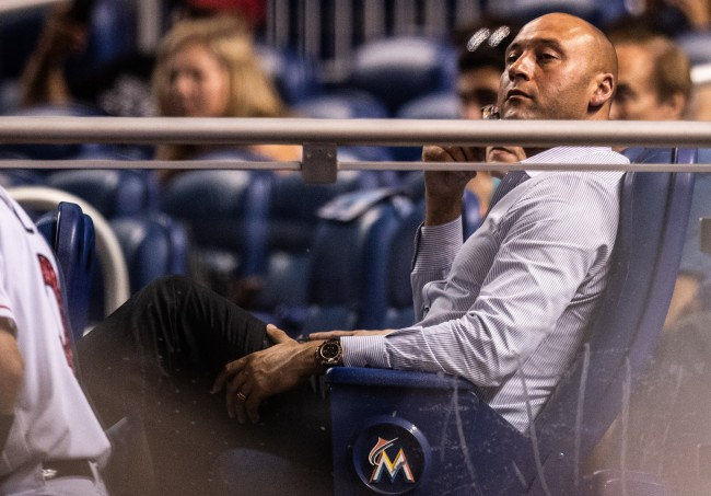 Two Hall Of Famers Likely To Boycott Derek Jeter Induction Ceremony