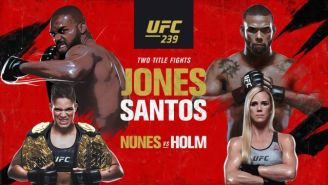 UFC 239 Preview: Everything You Need To Know For The Biggest Fight Card Of The Summer