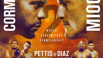 UFC 241 Stream: How To Watch UFC 241 On ESPN+ Featuring Cormier vs. Miocic and Pettis vs. Diaz