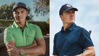 Under Armour And Puma Reveal The Dope Scripting Speith And Fowler Will Be Rocking At The 2019 British Open