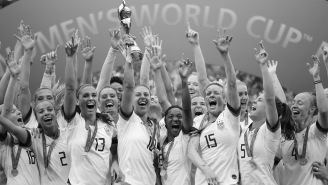 Nike Drops Spine-Tingling Tribute To The USWNT's World Cup Win