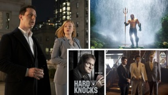 What's New On HBO Now In August: 'Hard Knocks, Aquaman, The Righteous Gemstones, Succession' And More