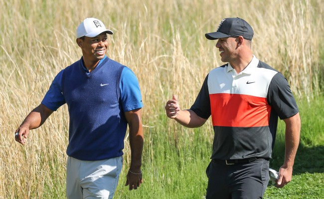 Why Brooks Koepka Ignored Tiger Woods Text About Practice Round