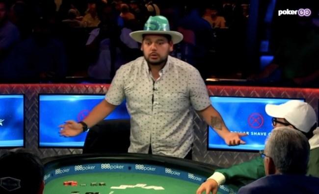 worst bad beat poker history WSOP 2019