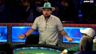 This Might Truly Be The Worst Bad Beat In WSOP History When A 99% Winning Hand Loses In Brutal Fashion