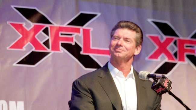 XFL Considering Multiple Forward Passes Behind Line Of Scrimmage