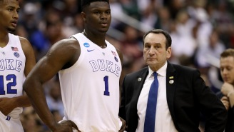 Coach K Gives His Opinion On Why Zion Williamson Shouldn't Have Played In NBA Summer League