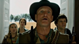 OH HELL YEAH: The First Trailer For 'Zombieland: Double Tap' Is HERE