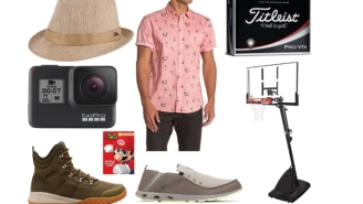 Daily Deals: GoPro Cameras, Golf Balls, Basketball Hoops, Tommy Bahama Clearance, Columbia Labor Day Sale And More!