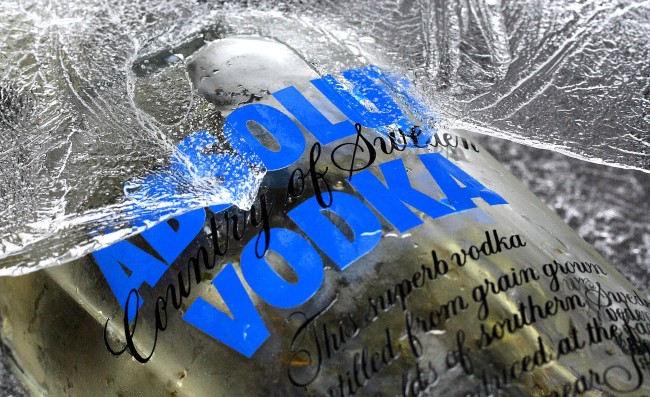 All Vodka Is The Same So Why Are Some Brands So Much More Expensive
