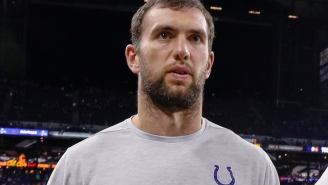 Angry Colts Fans Are Trying To Get Their Season Tickets Refunded After Andrew Luck Unexpectedly Announced His Retirement