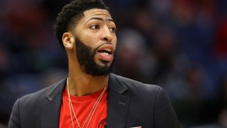 Rich Paul Is Already Thinking About Where Anthony Davis Could Play Next If The Lakers Don't Live Up To Expectations This Season