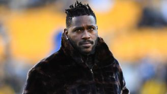A Pretty Convincing Theory Says CTE Is To Blame For Antonio Brown's Bizarre Behavior