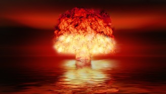 A USA Plan To Use 520 Nukes Blasting Through Israel Could've Saved Us From This Suez Canal Situation