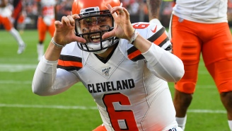Baker Mayfield Calls Out Stone Cold's Chugging Skills And Challenges Tom Brady To A Drinking Contest