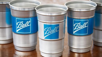 Aluminum Beer Pong Cups Are Coming To Help Us Spend Less On The Game And More On The Beer