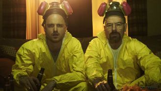 Go Inside The New 'Breaking Bad' Bar With A Los Pollos Hermanos, The One Who Knocks Cocktail And Schraderbrau Beer