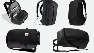 5 Blacked Out Backpacks You Are Going To Love