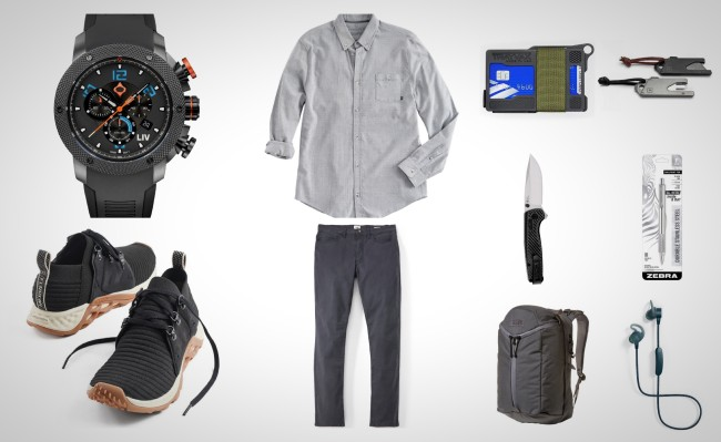 best everyday carry adventure gear for guys