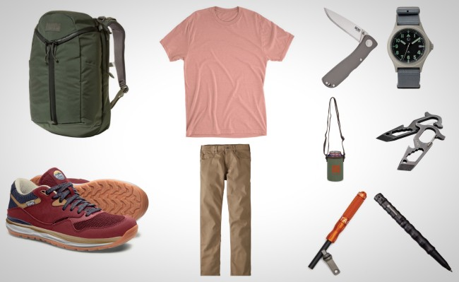 best everyday carry gear adventurous lifestyle accessories