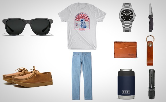 best everyday carry gear men's essentials