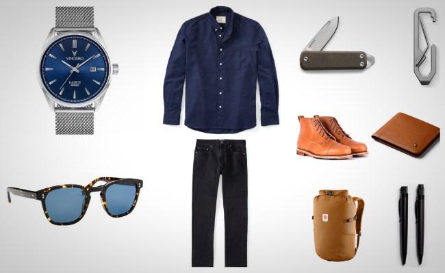 best men's everyday carry gear