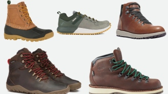 5 Pairs Of Waterproof Boots And Shoes To Block Out The Rain