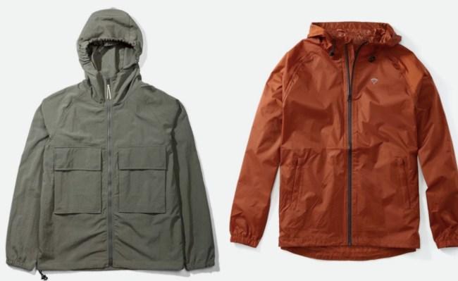 best rainjackets wind breakers for men
