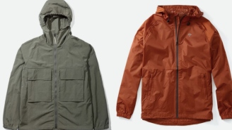 These 3 Lightweight Rain Jackets For Men Are On Sale Today
