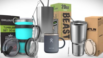 12 Of The Best Travel Mugs And Tumblers Perfectly Suited For The Person On The Go
