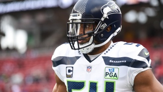 Bobby Wagner Describes How Michael Jordan's Advice Helped Him Land The Richest LB Contract In NFL History