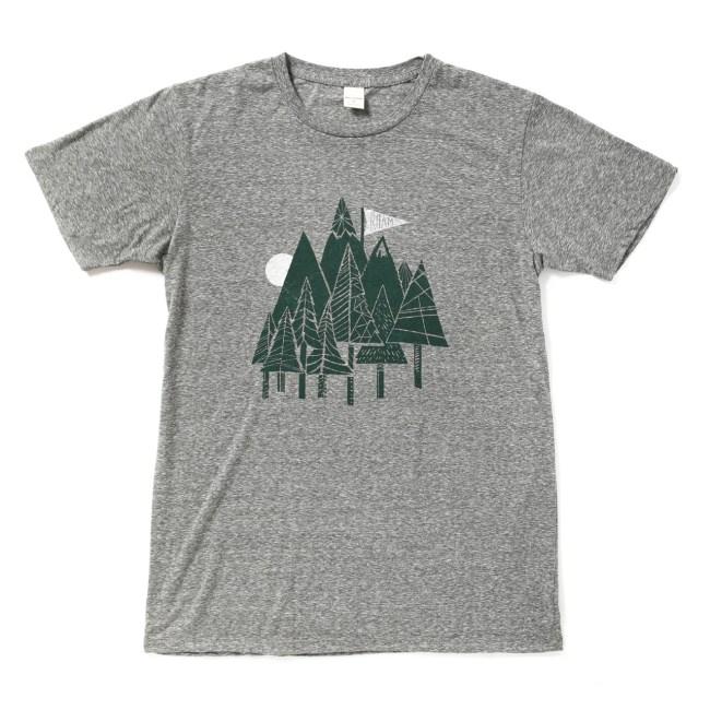 Bridge and Burn t-shirts