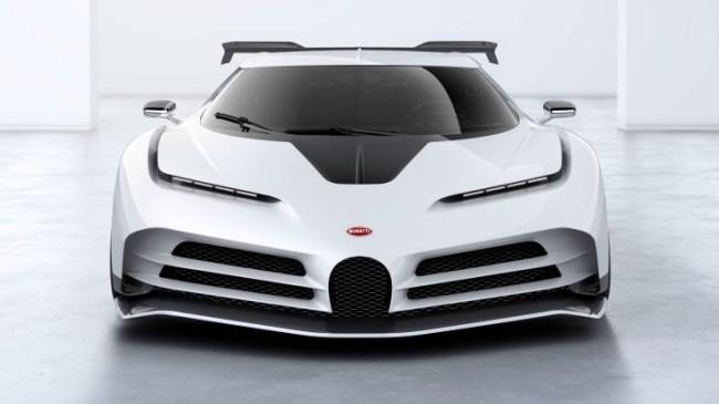 Bugatti Centodieci car photo
