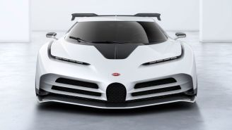 BEHOLD: The $10 million, 1,600 Horsepower Limited Edition Centodieci, Bugatti's Most Powerful Supercar Ever