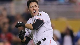 Christian Yelich Used His Walk-Up Song To Expertly Troll Someone Who Shamed Him For Doing ESPN's 'The Body Issue'