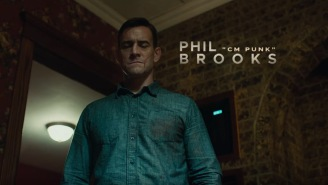 CM Punk Resurfaces As A Crazed Husband In Upcoming Horror Film 'Girl On The Third Floor'