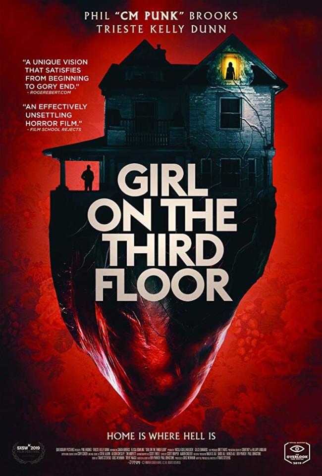 CM Punk Stars In Upcoming Horror Film Girl On The Third Floor