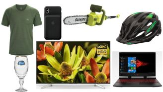 Daily Deals: Japanese Snack Box, $1,100 Off 70-Inch TV, Linen Suits, Gaming Laptops, American Eagle Sale And More!