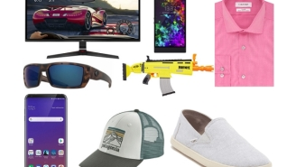 Daily Deals: BOGO 50% Off Video Games, LG V35, Toilet Golf Game, Nerf Fortnite Blaster, Sunglass Clearance, TOMS Sale And More!