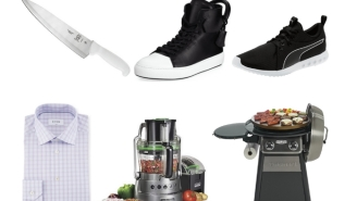 Daily Deals: Griddles, Printers, Food Processors, Neiman Marcus Flash Sale, Banana Republic Friends & Family Sale And More!