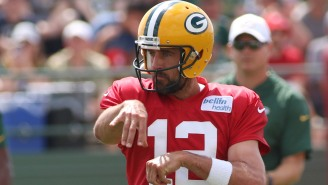 Dan Patrick Confusingly Broke Down Just How Overrated Aaron Rodgers Is As A Quarterback